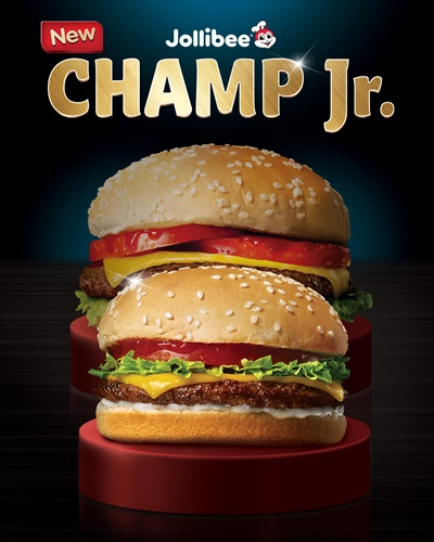 Jollibee Champ Jr