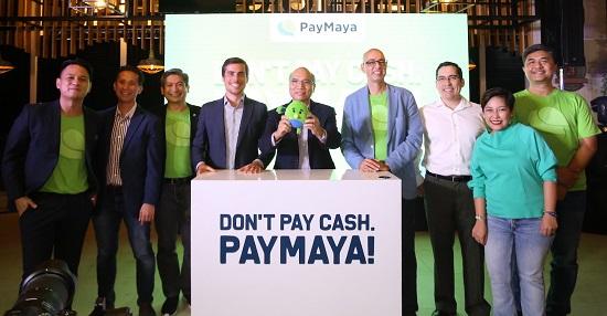 Voyager PayMaya