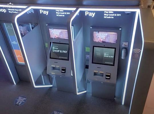 Globe 'Shop & Pay'