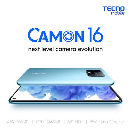 Camon 16